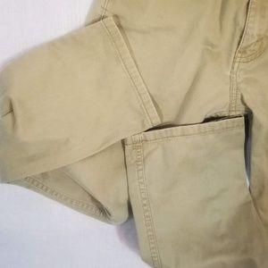 Levi's Bottoms - Levi's 511 Slim Khaki Jean